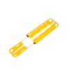HS-E005 HDPE yellow popular plastic scoop stretcher