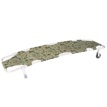 HS-B015 easy carry 4 fold military stretcher