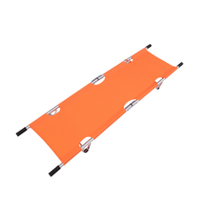 HS-B004 Best selling portable two fold stretcher