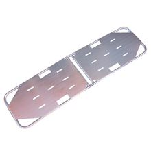 HS-B007 Aluminum alloy panel folding stretcher